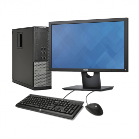 Dell Optiplex 9010 Intel Core i7 3ra Generacion 8 GB RAM 500 GB Disco Duro